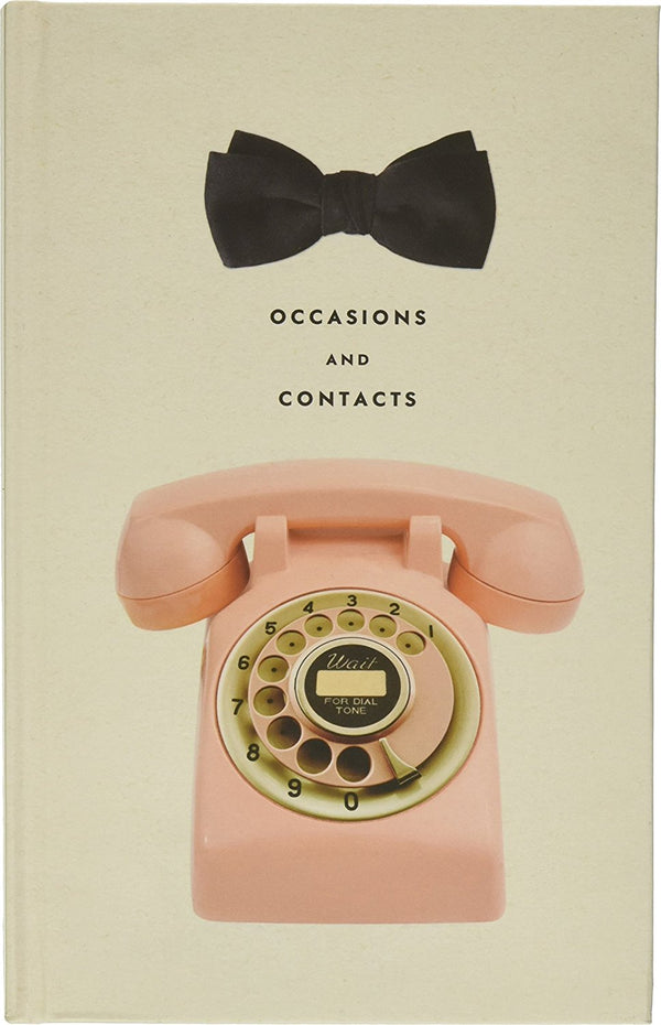 Kate Spade New York Telephone & Address Book