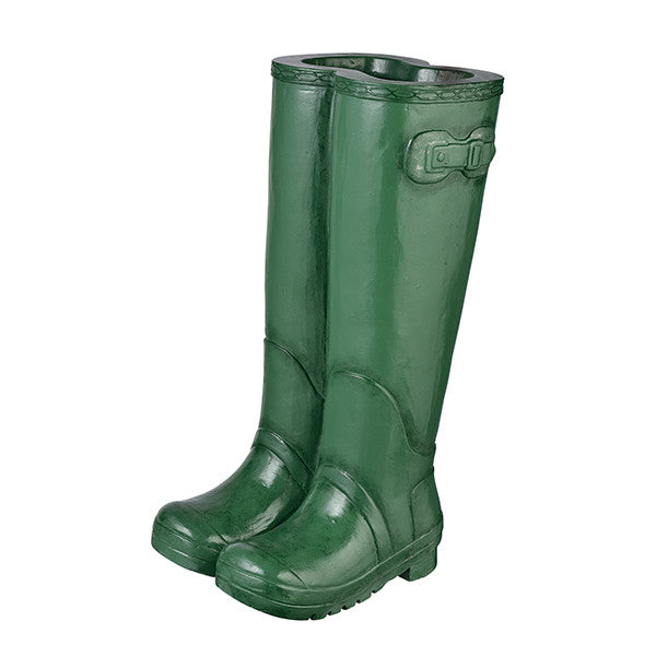 "Grasslands Road Wellies Umbrella Stand 18"" tall"