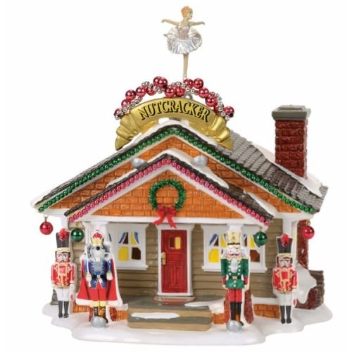 Department 56 - The Nutcracker House