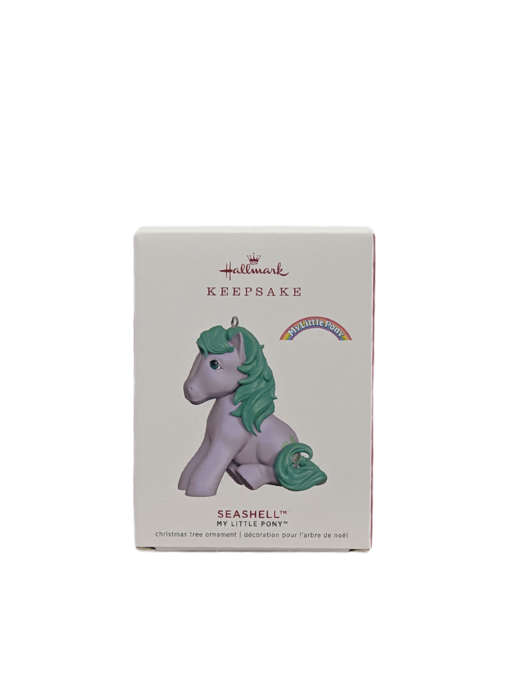 Hallmark Keepsake 2019 My Little Pony Seashell℠Ornament