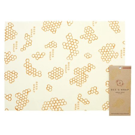 Bee's Wrap Sustainable Reusable Food Storage Baguette Wrap