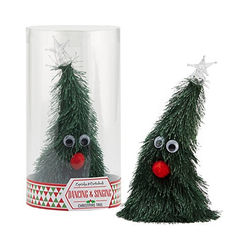 Jingle Bells Singing and Dancing Christmas Tree by Cupcakes & Cartwheels