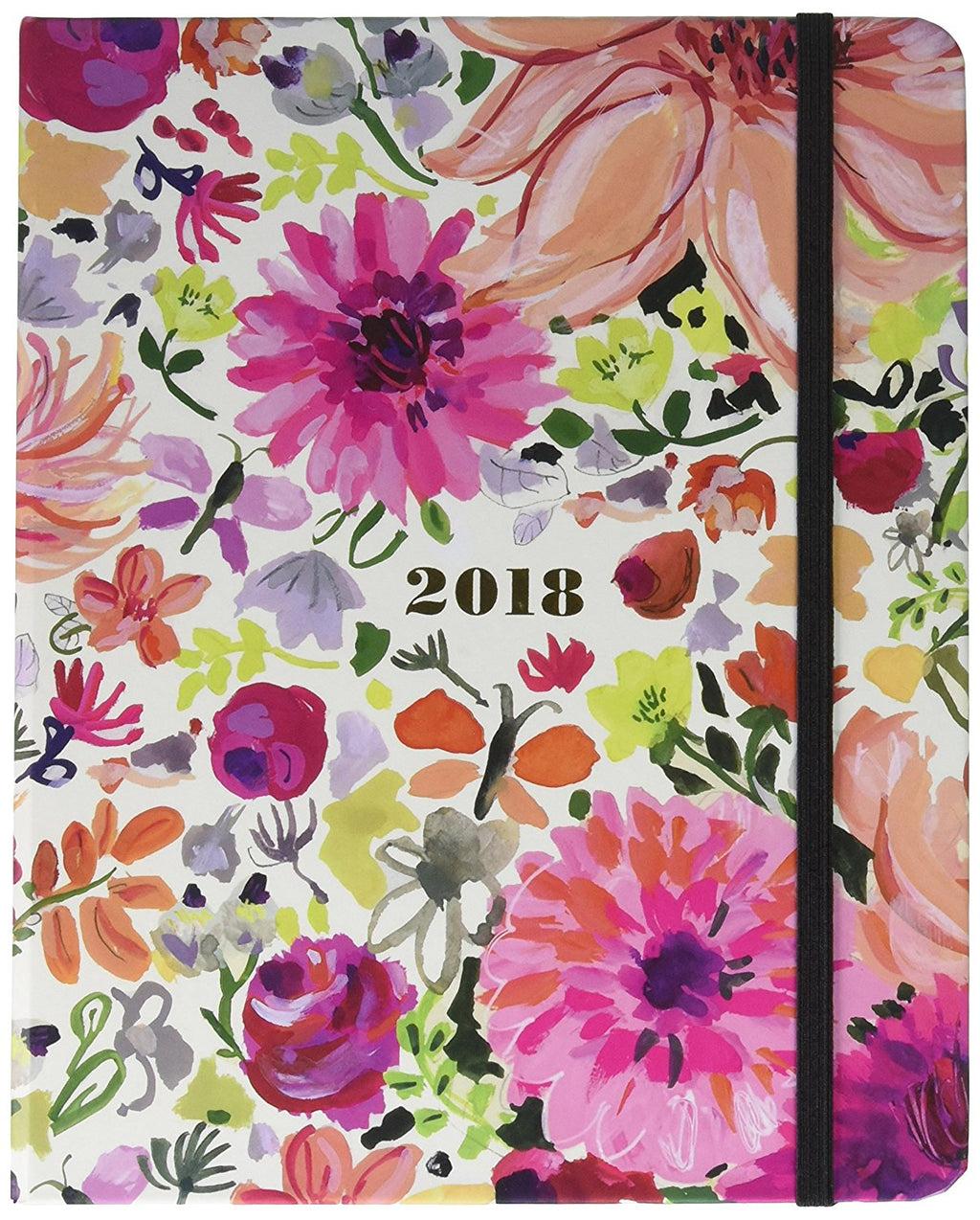 Kate Spade New York 17-Month Large Agenda Academic Calender - Dahlia