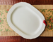 Nora Fleming Oval Holiday Platter