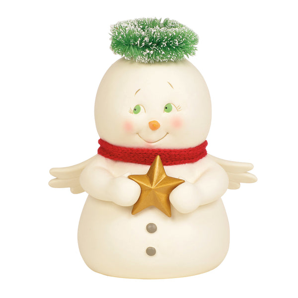 Department 56 Snowpinions Shining Star Figurine