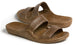 Pali Hawaii Model PH-0405 Classic Brown Jandal®, Unisex Size 9