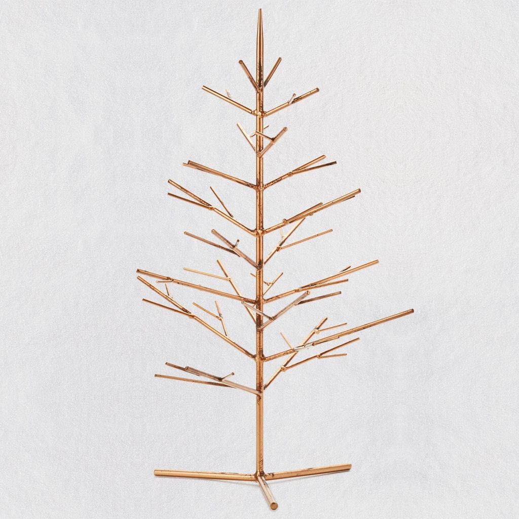 Hallmark Keepsake 2018 Metal Miniature Tree, 20""