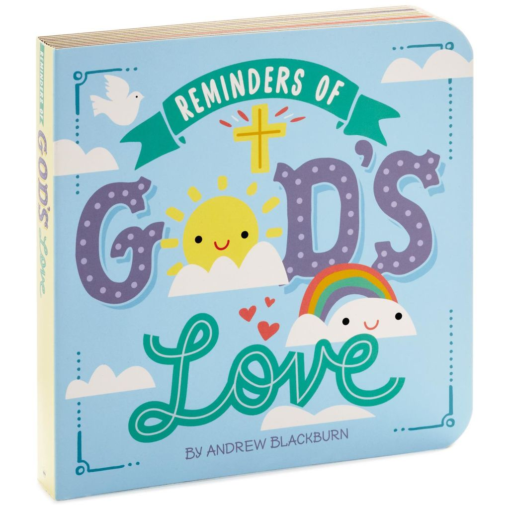 Reminders of God's Love Board Book