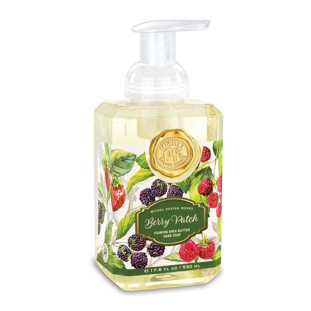 Michel Design Works Foaming Soap, Berry Patch