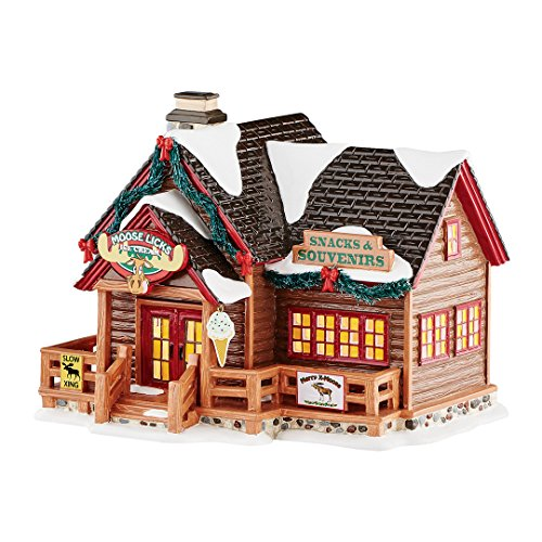 Department 56 Snwvl Moose Licks Snacks Lit_house