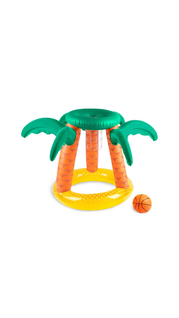 SunnyLife Women's Inflatable Basketball Set
