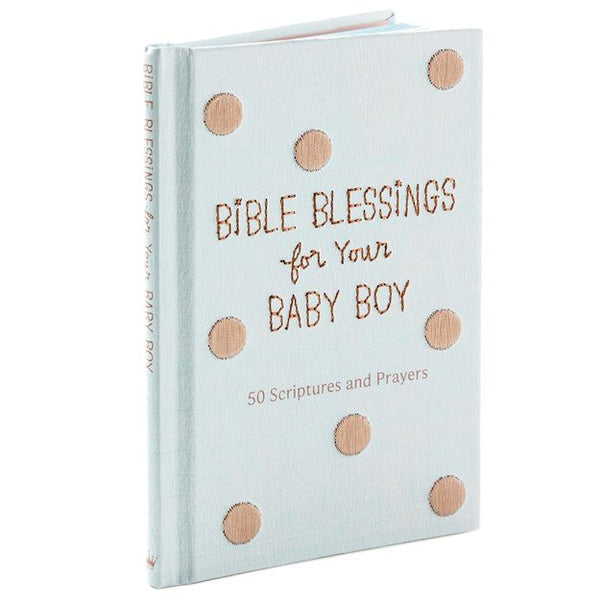 Hallmark Bible Blessings for Your Baby Boy