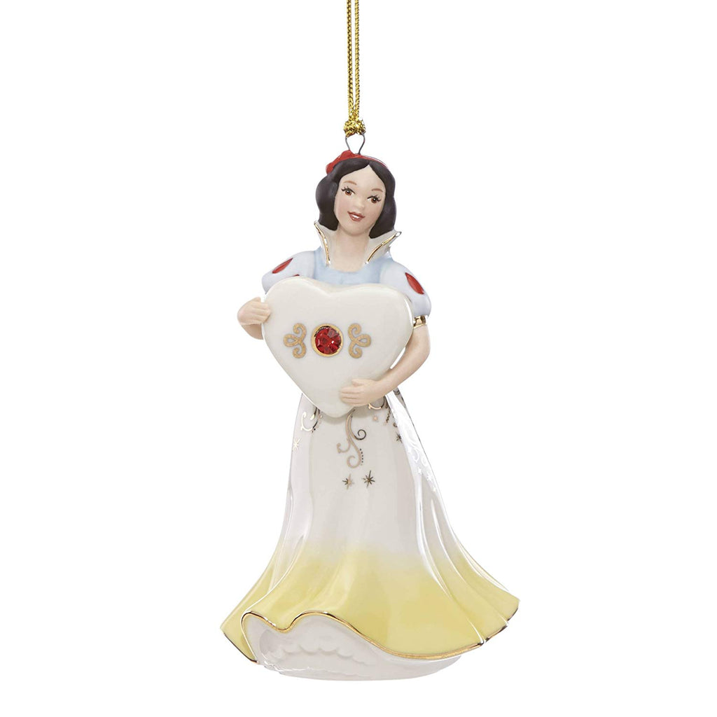 Lenox Princess Snow White Ornament