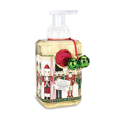 Michel Design Works Scented Foaming Hand Soap, Nutcracker