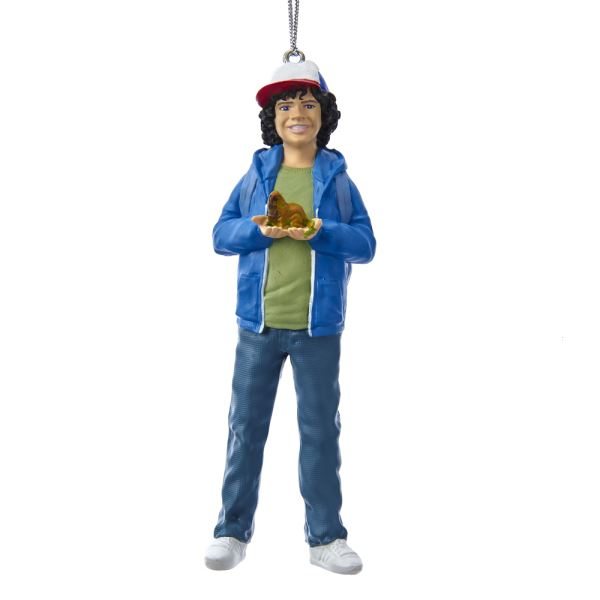 Kurt Adler Stranger Things Dustin Ornament, 4.5""