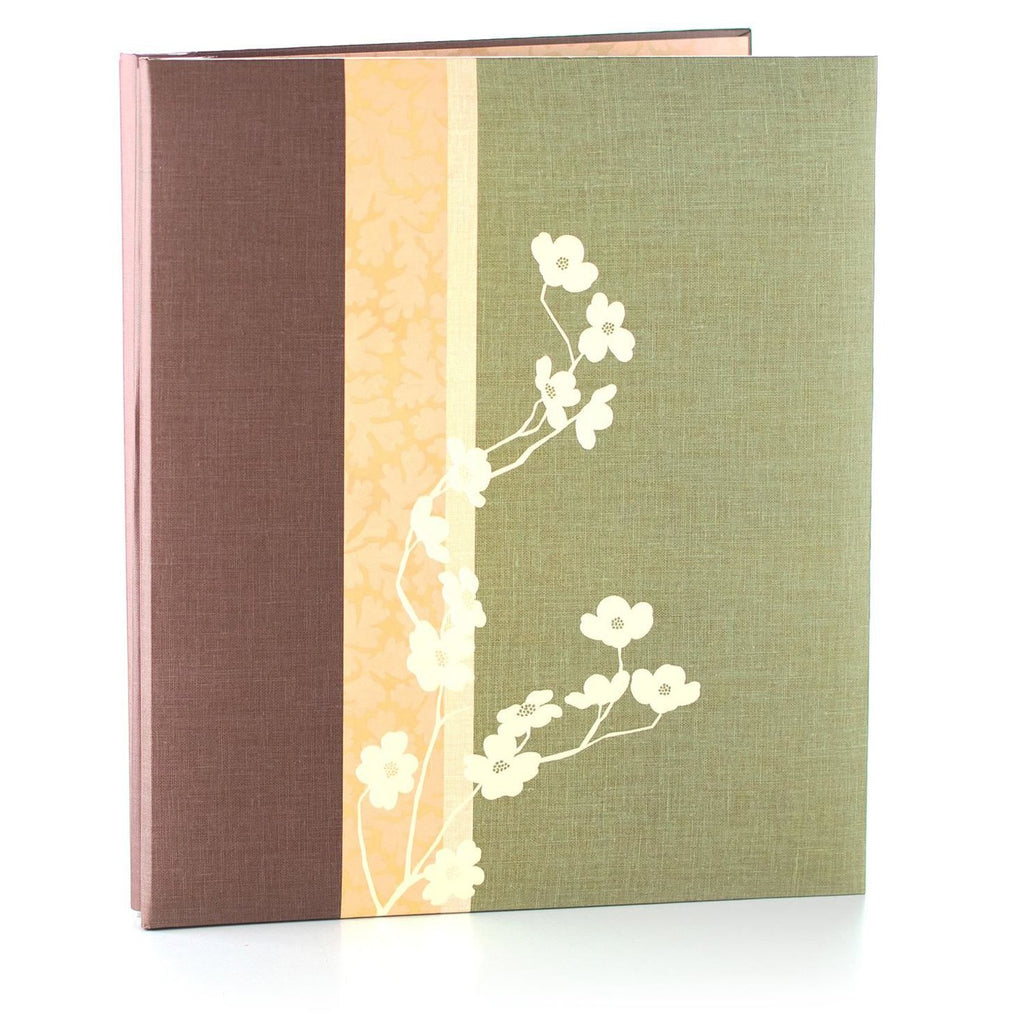 Hallmark Large Tranquility Refillable Photo Album