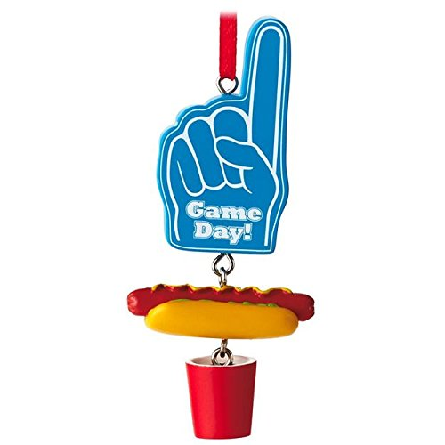 Tailgating Hallmark Gift Ornament Sports & Activities