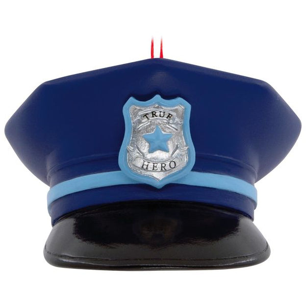Police Officer Hallmark Ornament