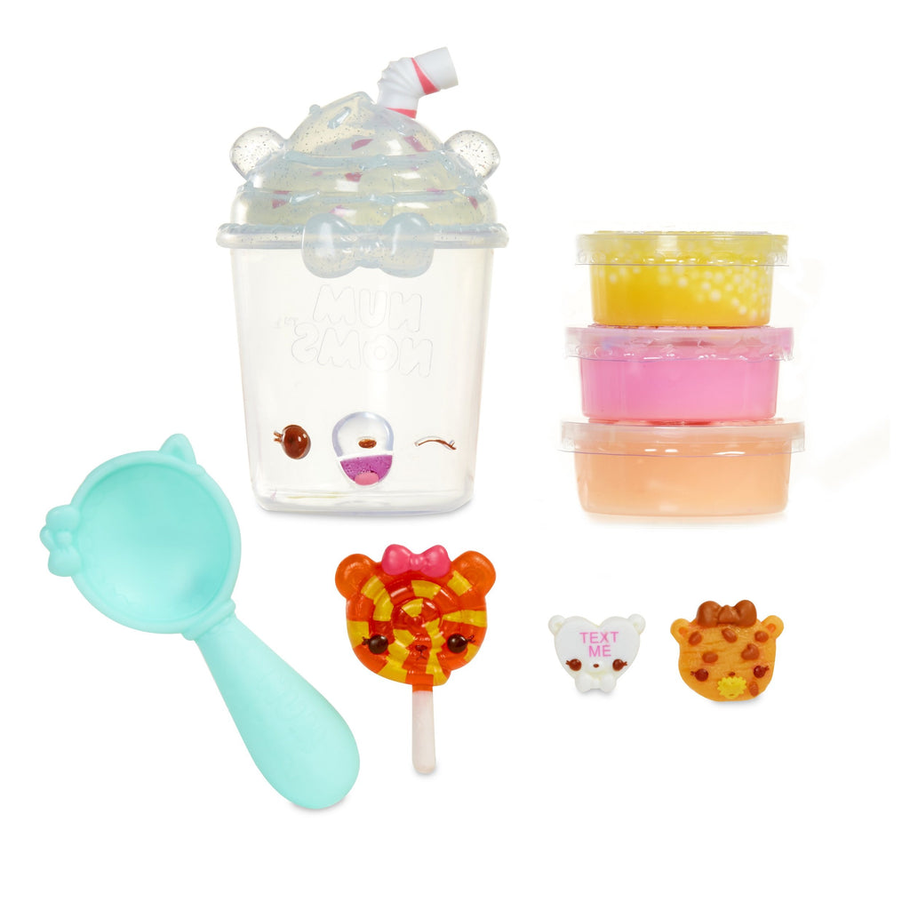 Num Noms Snackables Scented Silly Birthday Cake Shake