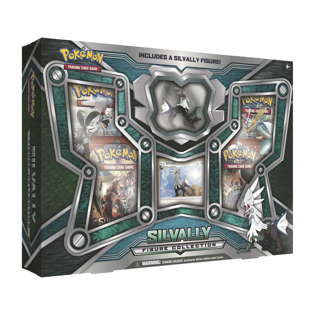 Pokemon Silvally Collectible Cards