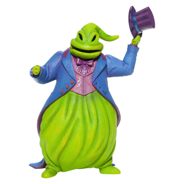 Enesco Disney Showcase Couture de Force The Nightmare Before Christmas Oogie Boogie Figurine, 8.46 Inch, Multicolor