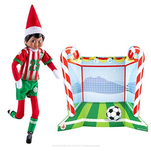 The Elf on the Shelf Claus Couture North Pole Goal and Gear