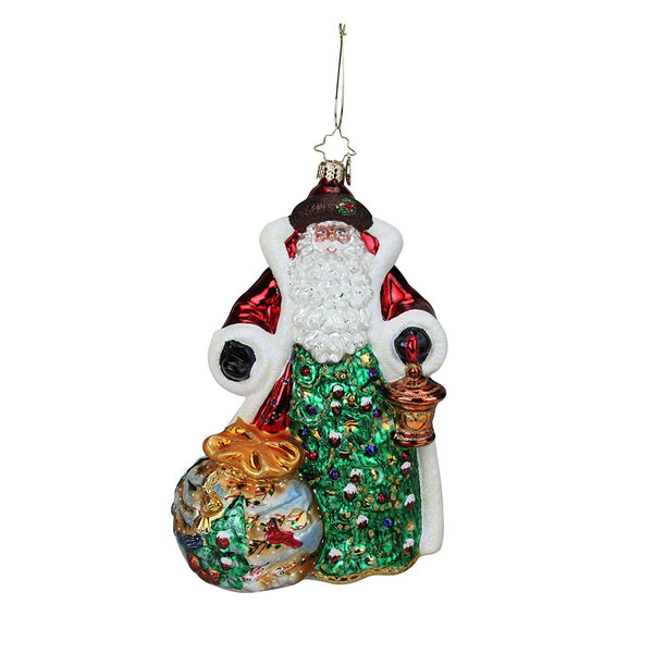 Christopher Radko A Gift Of Nature Limited Edition Christmas Ornament