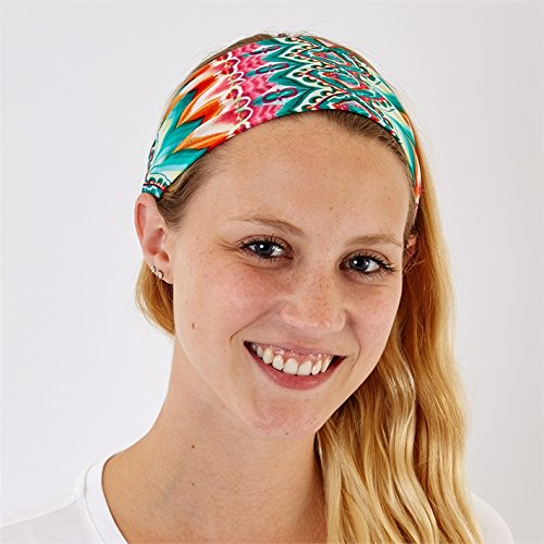 Paisley Headband on Gift Card