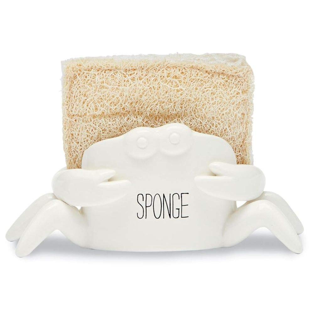 Mud Pie Crab Sponge Caddy