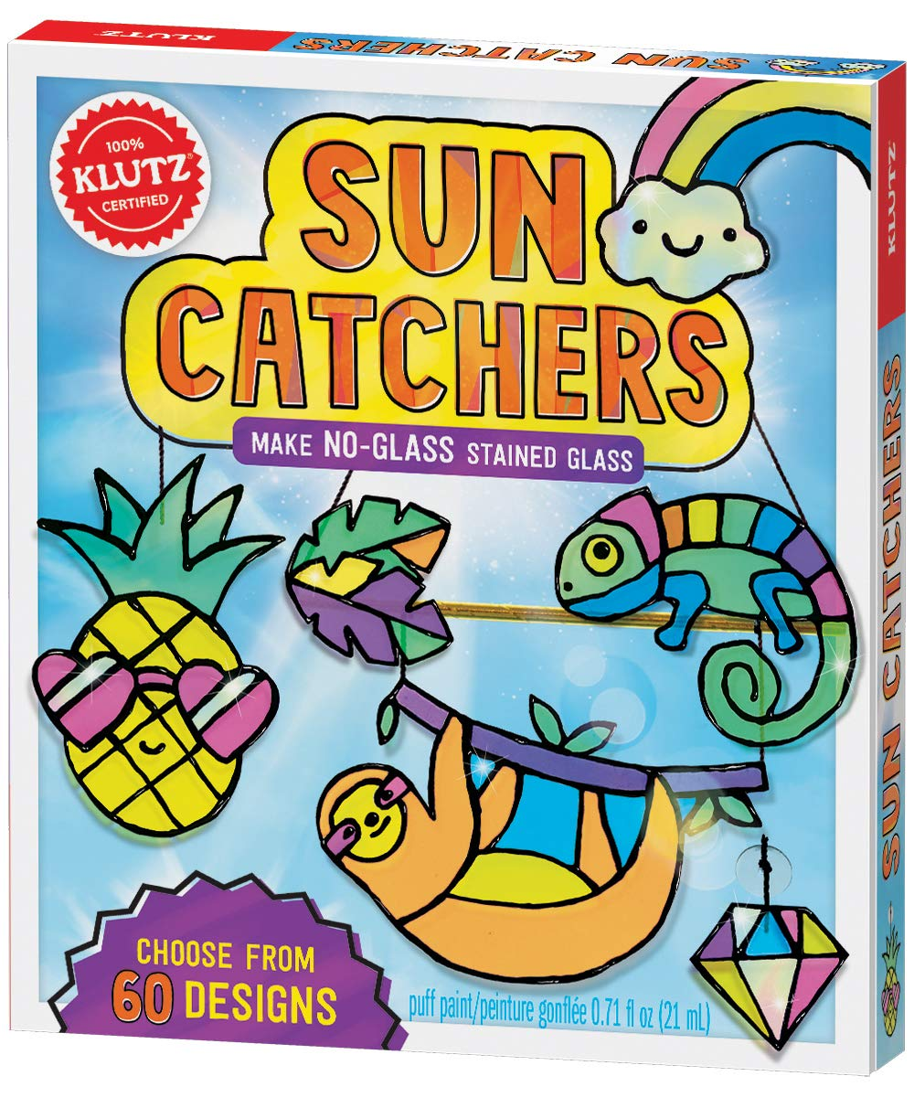 Suncatchers by Editors of Klutz Books