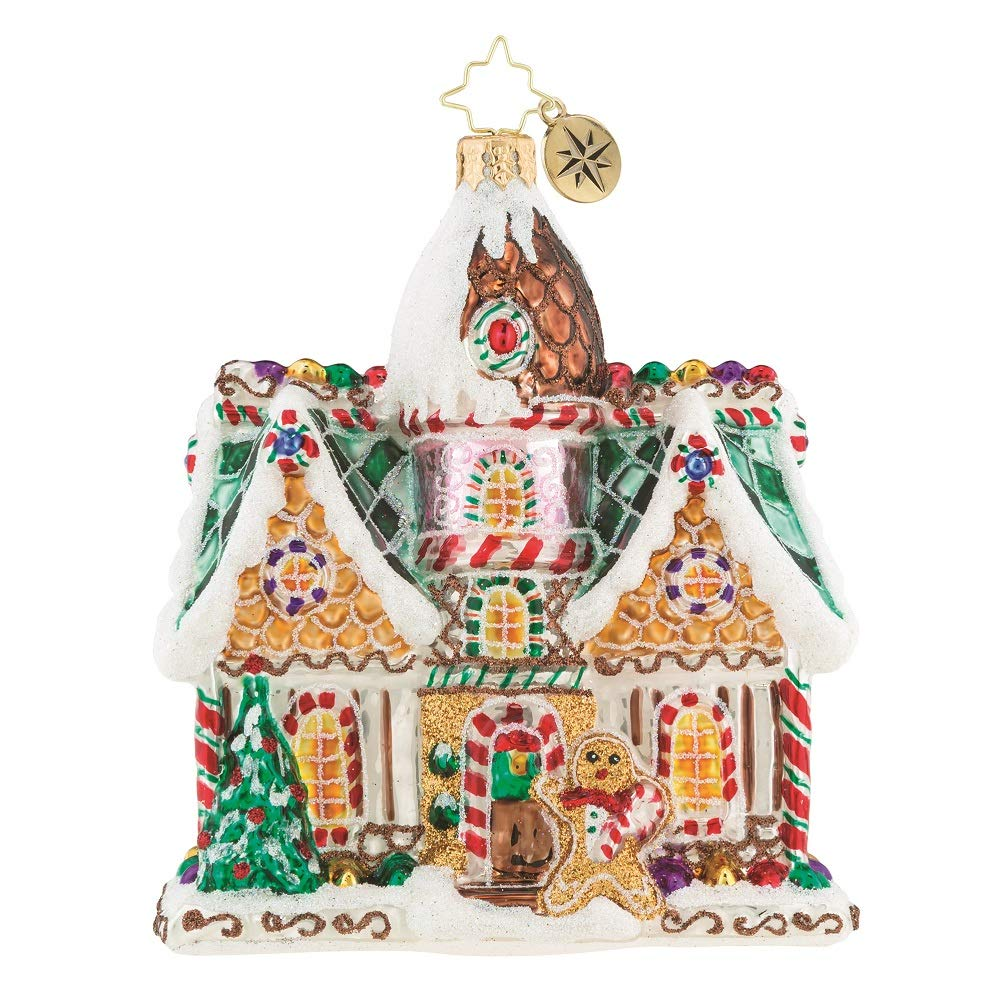 Christopher Radko Sweet Invitation Christmas Ornament