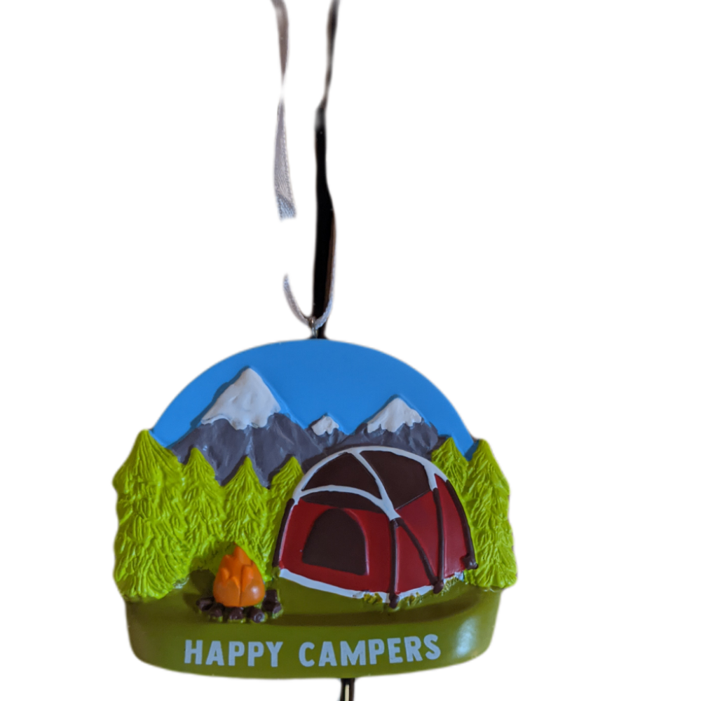 Hallmark Tree Trimmer Decorative Hanging Tent Ornament