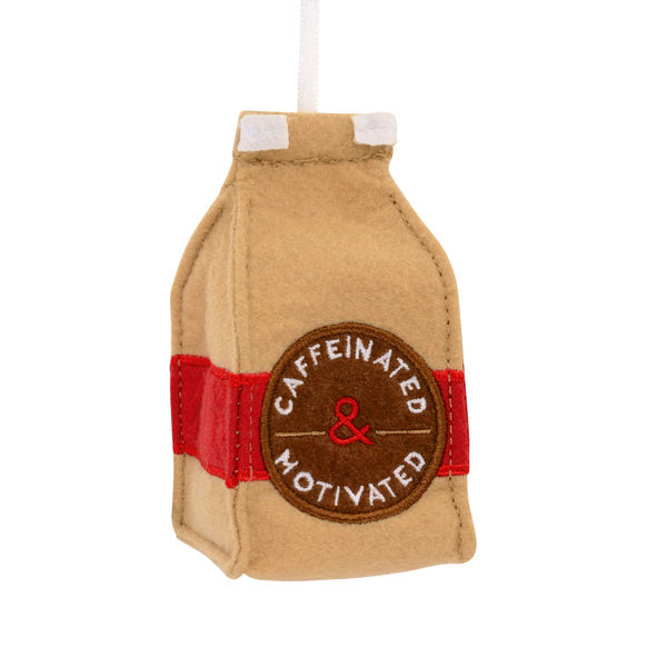 Hallmark Coffee Bag Ornament