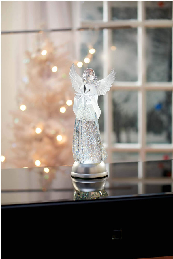 Grasslands Road Light Up Angel Figurine