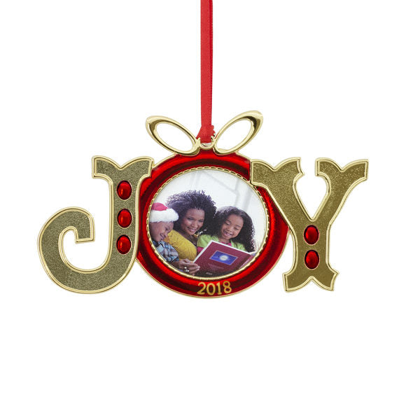 Hallmark Joy Photo Holder Ornament