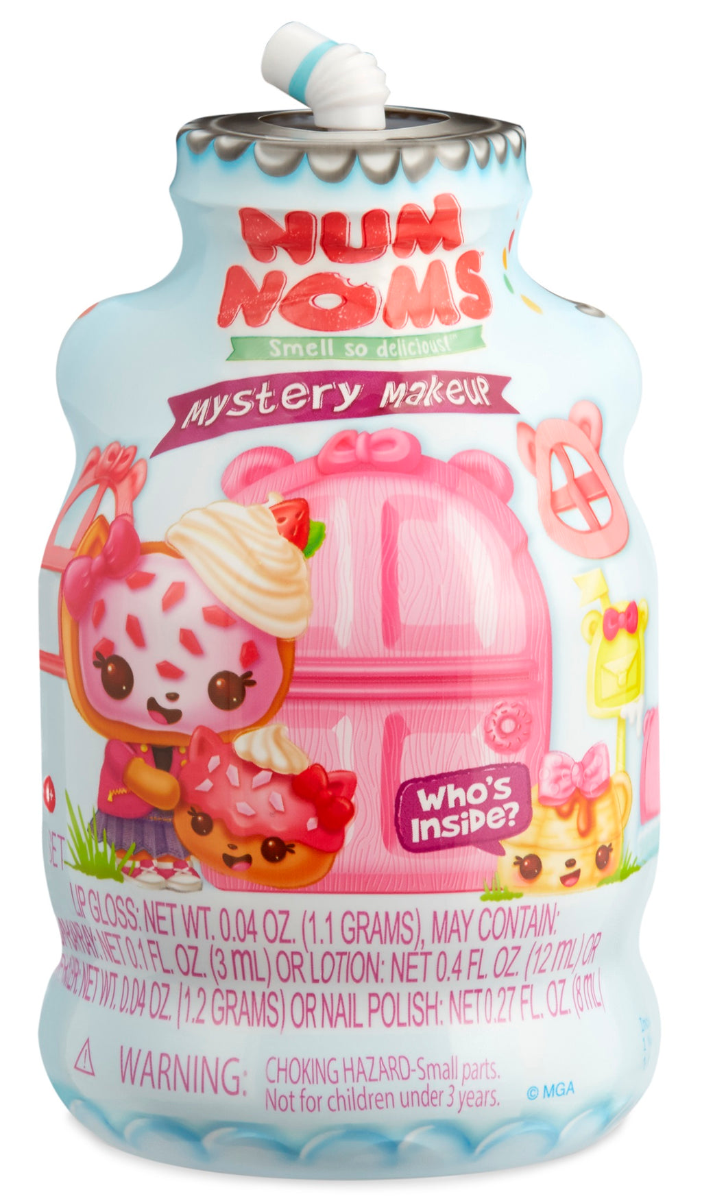 Num Noms Mystery Makeup Surprise