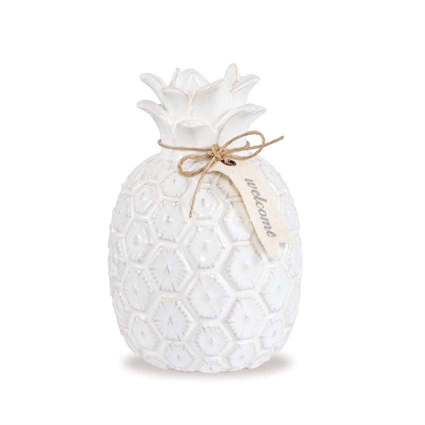 Mud Pie Pineapple Bud Vase
