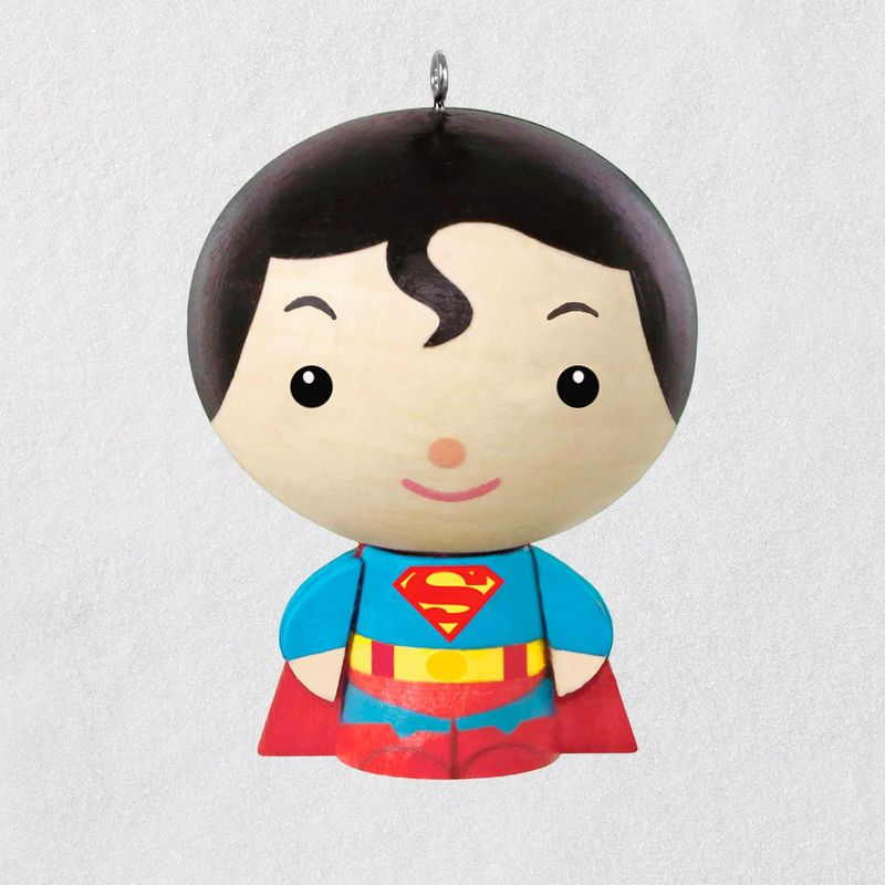 Hallmark Keepsake 2018 Superman™ Wood Ornament