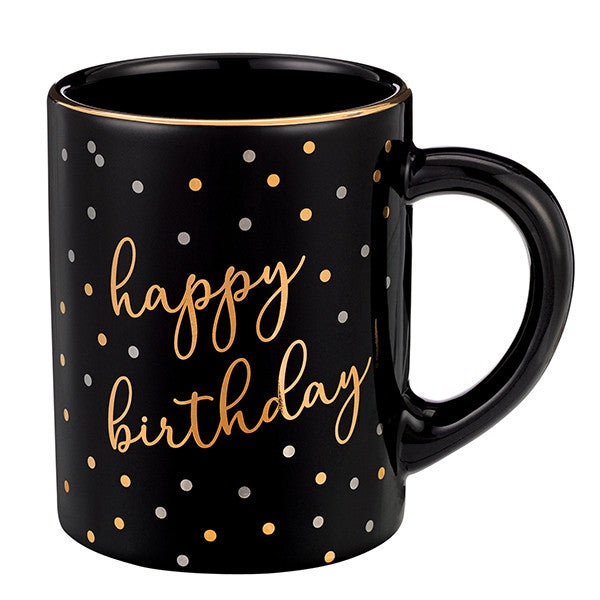 "Grassland Road  Grassland Road ""Happy Birthday"" Mug"