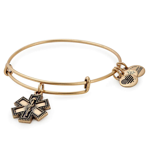 Alex and Ani Womens Medical Professional Bangle