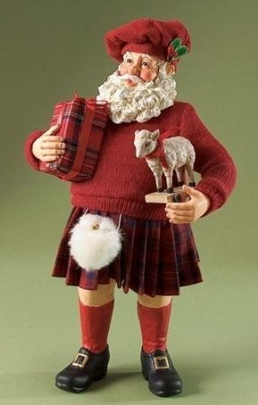"Department 56 Possible Dreams ""Highland Holiday"" (4016385)"
