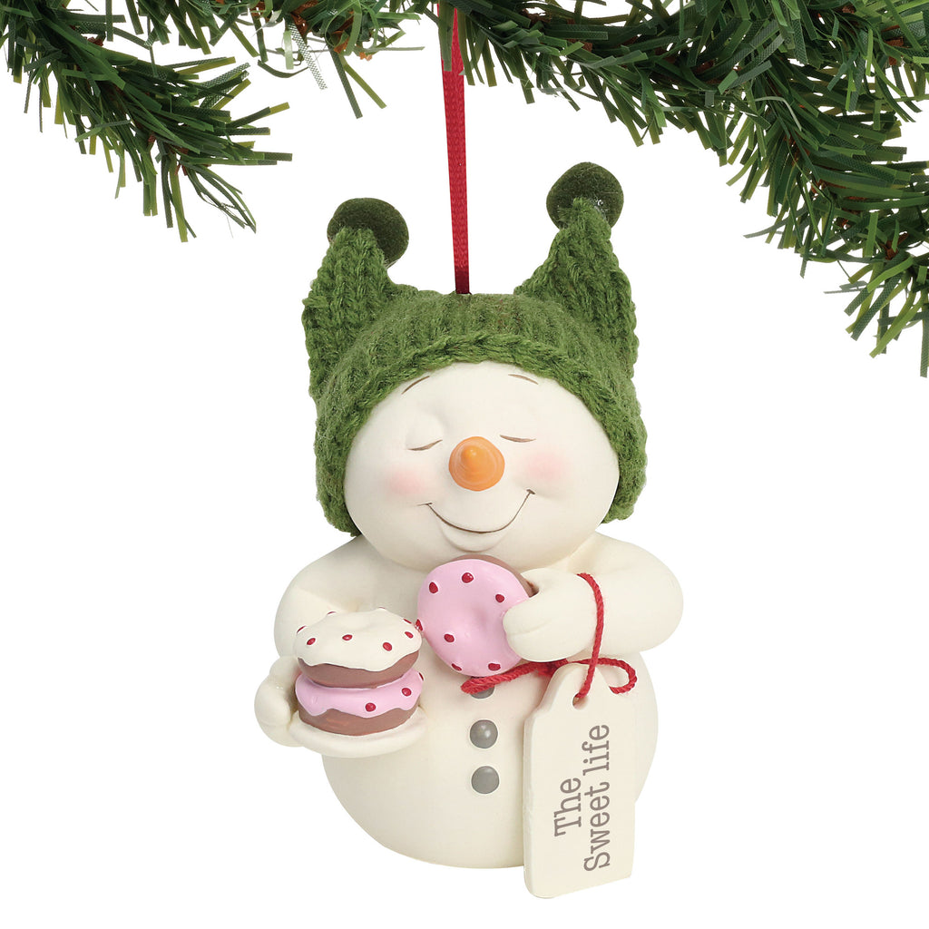 Department 56 Snowpinions The Sweet Life Ornament, 3""