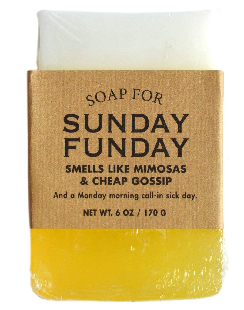 Whiskey River Soap Co. - Soap for Sunday Funday 6 oz, Mimosas Scented