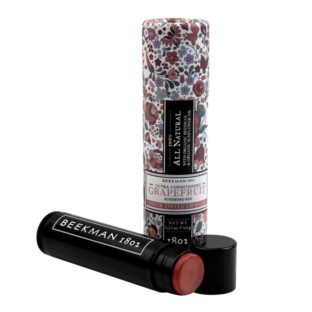 Beekman Grapefruit Lip Balm Stick