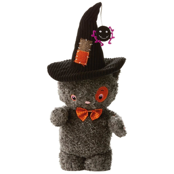 Hallmark Stitch the Cat Stuffed Animal With Sound and Motion Interactive