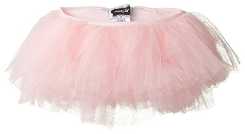Mud Pie Kids Baby-Girls Newborn My 1st Tutu, Pink, 0-3 Months