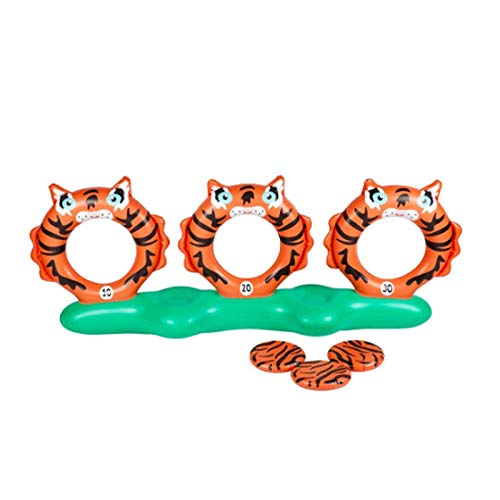 SunnyLIFE Inflatable Flyer Game | Tiger