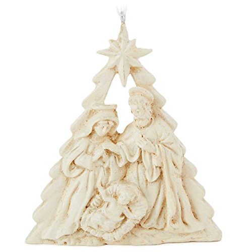 Nativity Hallmark Gift Ornament