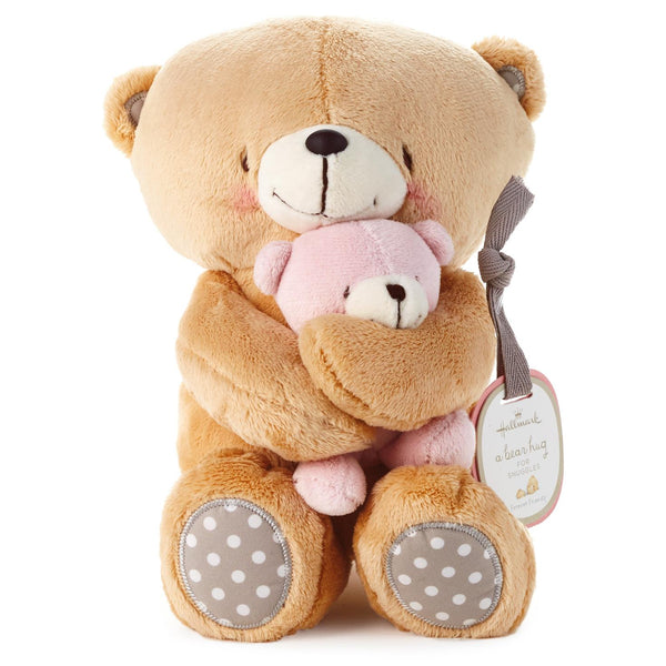 Hallmark Forever Friends™ Girl Snuggle Bear Stuffed Animal Set