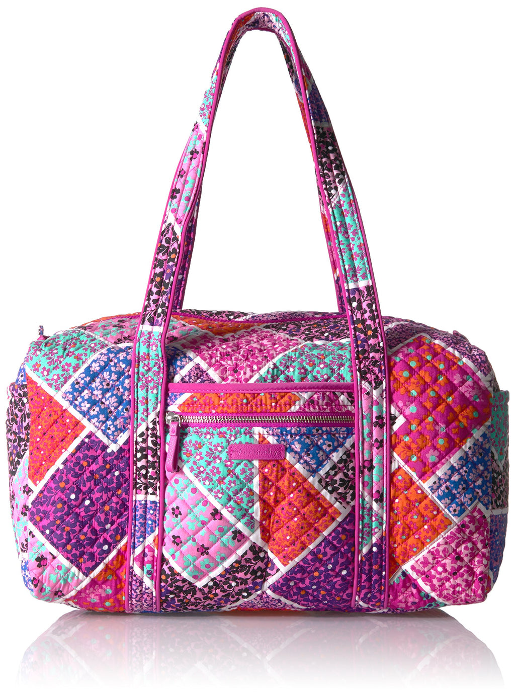 Women's Large Duffel, Signature Cotton, Modern Medley